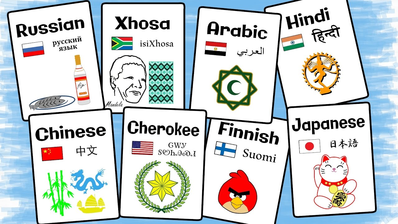 The 6 Hardest Languages For English Speakers To Learn