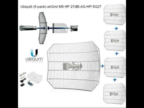 Ubiquiti M2 Antenna Drivers for Windows 10
