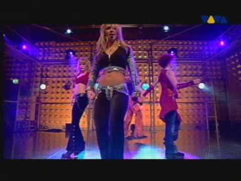 Britney Spears - Overprotected  ( Live Viva Interaktiv )
