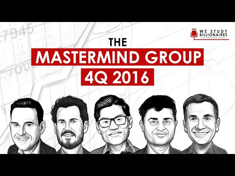 118 TIP: Mastermind Discussion 4th Q 2016 - The Investor