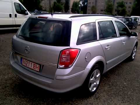 opel astra h sw 2008 12 1 7 cdti 81kw youtube. Black Bedroom Furniture Sets. Home Design Ideas