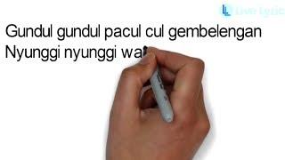 Gambar cover Lagu Gundul Gundul Pacul - Daerah Jawa Tengah