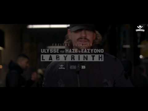 ULYSSE feat HAZE & EAZYONO ►LABYRINTH◄ TRAILER // prod. Dannemann Mp3