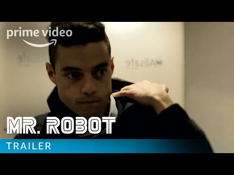 Mr. Robot - Launch Trailer | Prime Video