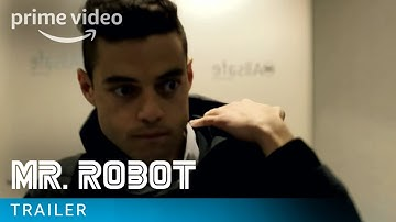 Mr. Robot - Launch Trailer | Prime Video