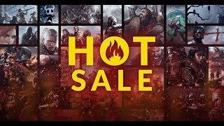 GOG HOT SALE - Omówienie gier z Bonkolem