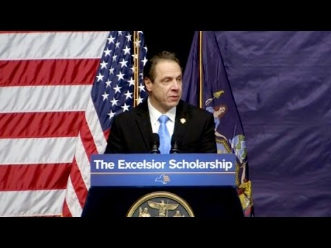 New York state could soon offer free college tuition