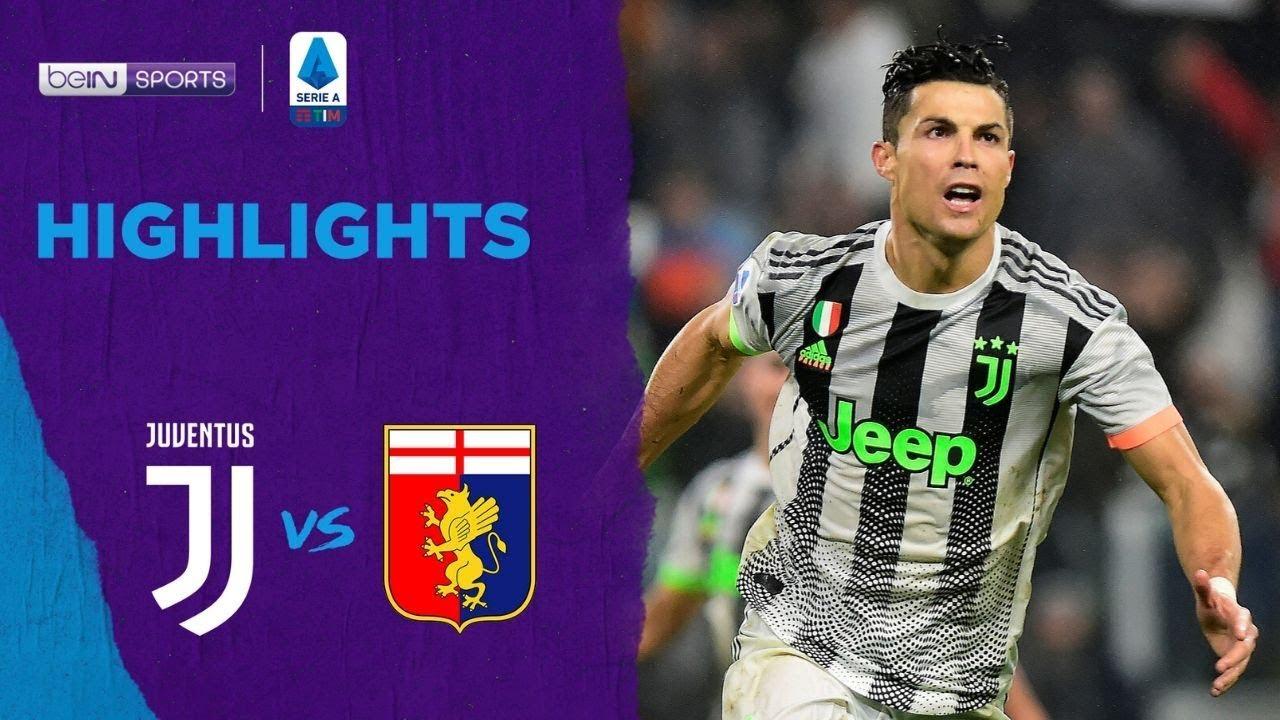 ยูเวนตุส 2-1 เจนัว | เซเรีย อา ไฮไลต์ Serie A 19/20
