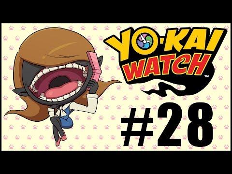 Yo-kai Watch - Chatalie (28) streaming vf