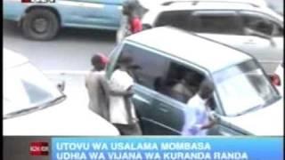 Habari za Kenya na K24 Tv