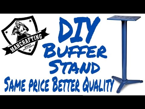 DIY Buffer Stand | Tool Stand | Budget Build