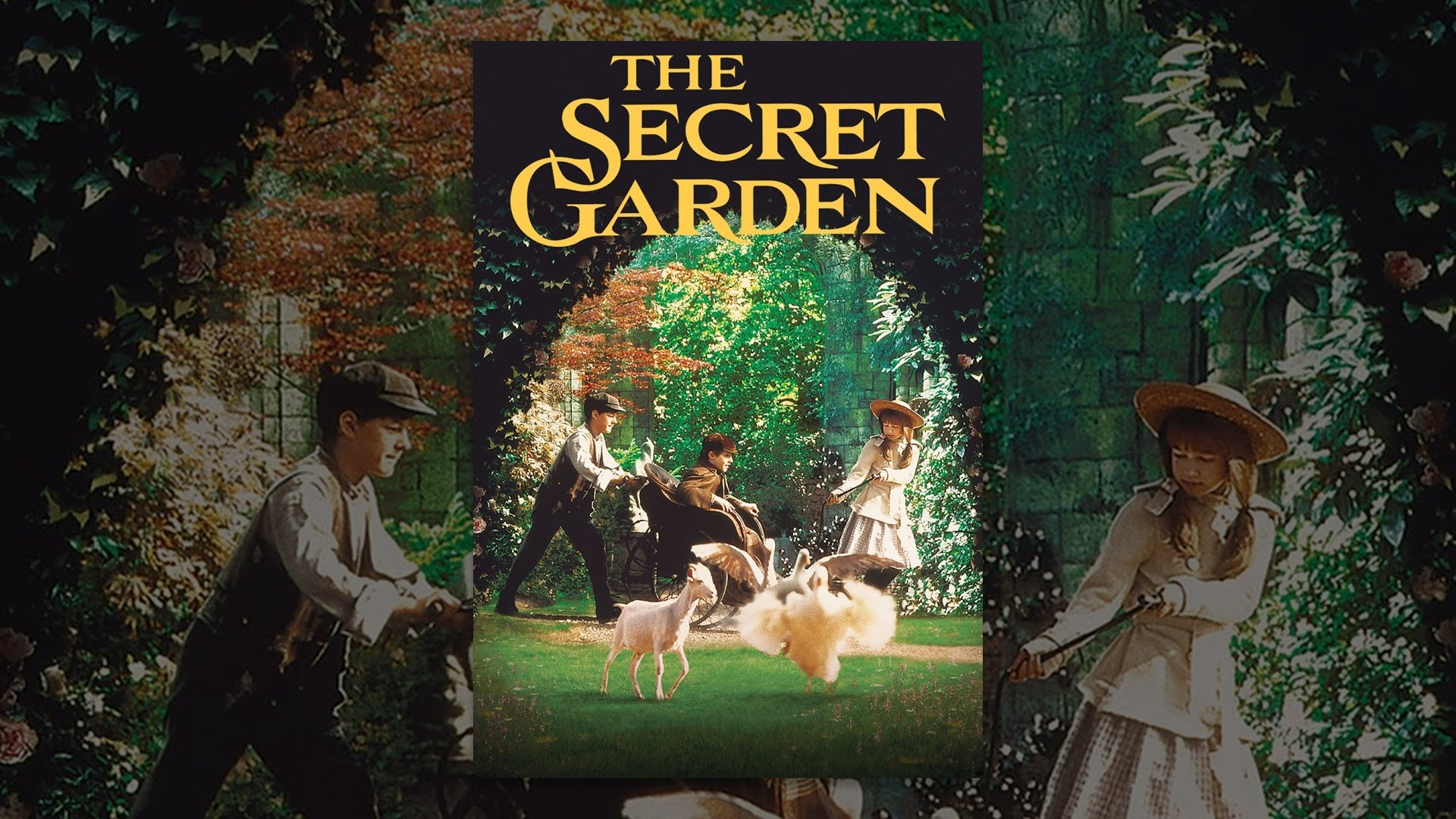 The Secret Garden 1993 Youtube