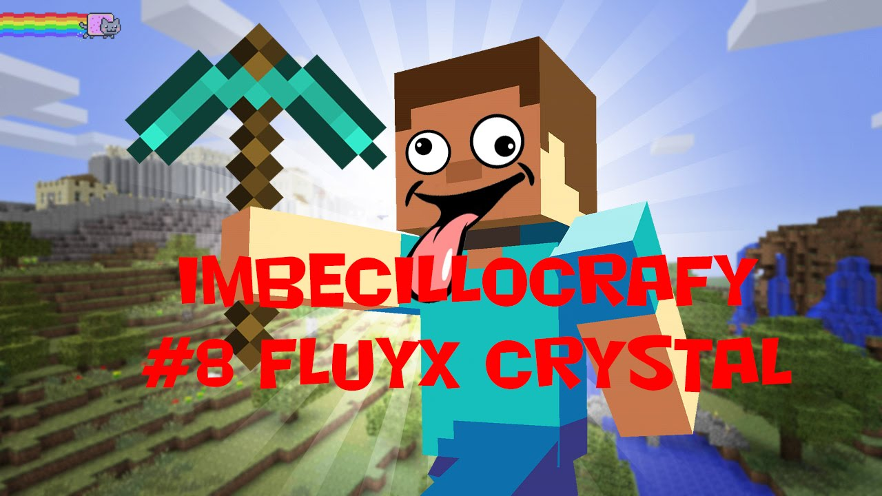 how to make fluix crystal