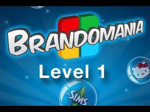 Brandomania Level 1 Answers
