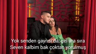 Bilal sonses - yıldız tilbe Hasbelkader Lyrics Resimi