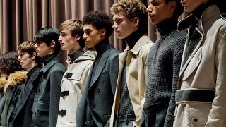 BOSS Menswear Fall/Winter 2017: the runway show