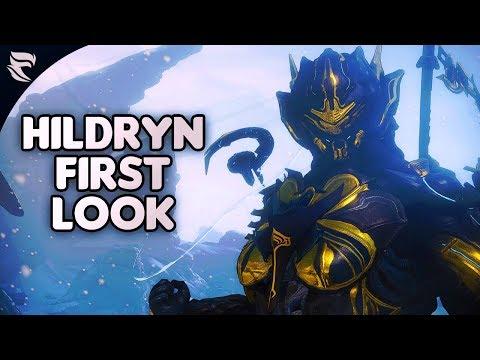Warframe: First look at Hildryn the shield Warframe thumbnail