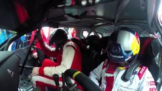 Loeb and Elena lead the Rallye Monte-Carlo! - Citroën Racing 2015
