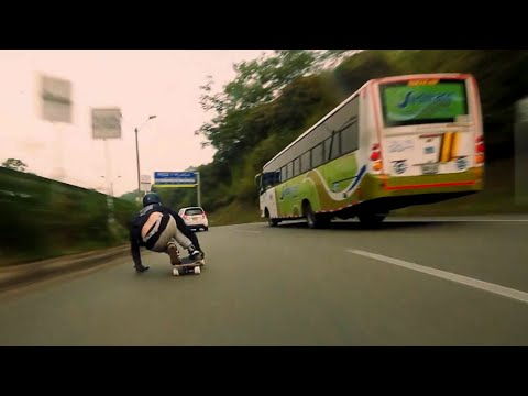 Colombian Highway Madness // Raw Run