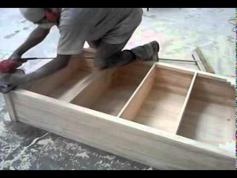 Lijando un librero youtube - Como hacer un lapicero de madera ...