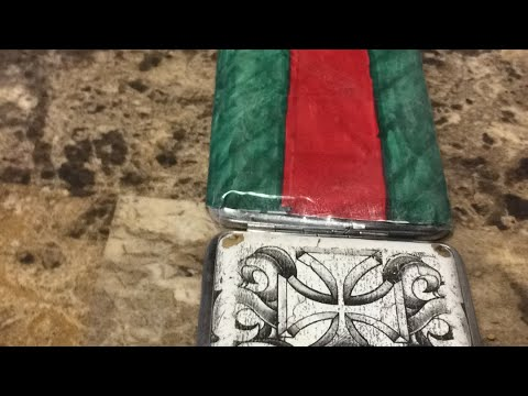 How to make a fake Gucci wallet