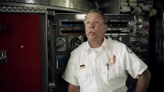 Dustin Simmons: 2013 Liberty Mutual Insurance National Firemark Award Nominee