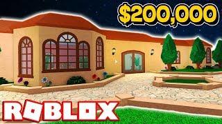 🔥 OGROMNY DOM ZA 200.000$ W BLOXBURGU! | ROBLOX #230