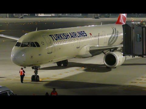Istanbul's BRAND NEW AIRPORT (2019) - My Turkish Flight To Baku, Azerbaijan
