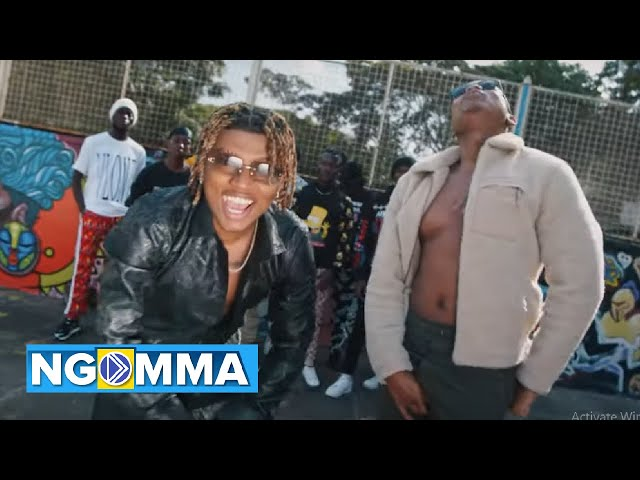 Masterpiece King X Otile Brown - HUMBLE  [Official Music Video]