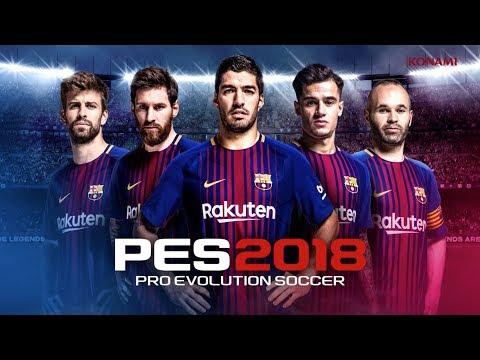 PES2017 -PRO EVOLUTION SOCCER-