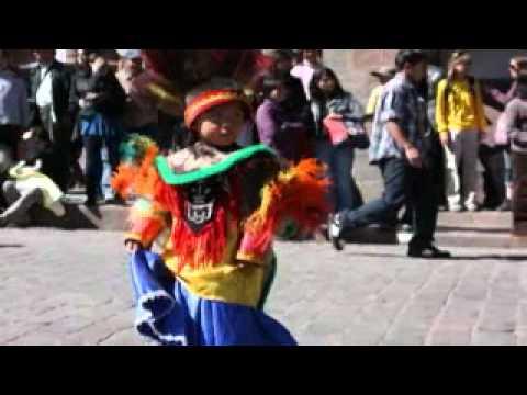 Frédéric Diopoh and Solidaire Inca Tour presents Peru : Reserva Comunal Amarakaeri e Inti Raymi