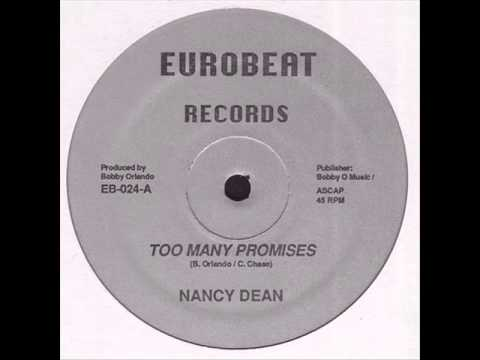 Nancy Dean - To Many Promises