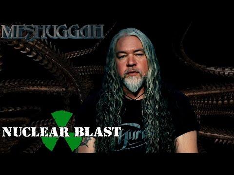 MESHUGGAH - Album Title + Artwork: The Violent Sleep of Reason (OFFICIAL INTERVIEW)