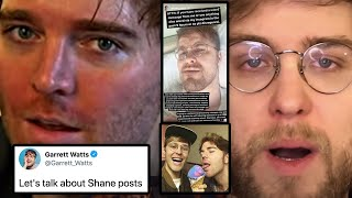 Garrett Watts ADDRESSES Shane Dawson Drama...