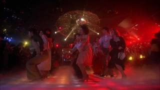 "Saturday Night Fever - Bee Gees - ""Night Fever"" (HD)"