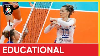 Volleyball Star Maja Ognjenovic (Serbia) on Preparing for Success as a Setter I Educational