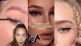 Eyeliner HACKS Tutorial | TikTok Compilation ✨