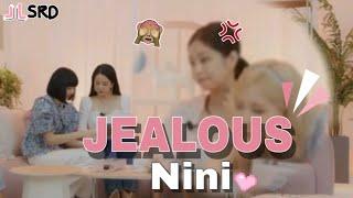 FINALLY! JENLISA CRUMBS!😍 ft. Jealous Nini!🙈❤️June 2021#JENLISA