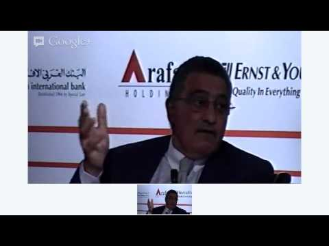 Panel III: Capital Markets, Debt and Equity - The Egypt Conferences 2012