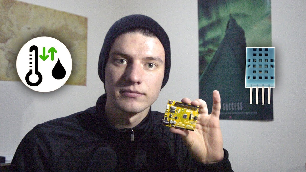 Building Arduino Thermometer Youtube Hobbyistconz