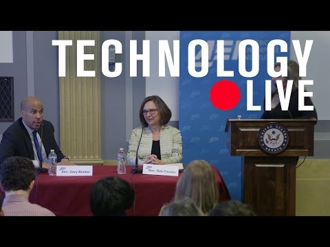Maximizing the Internet of Things: A conversation with Senator Cory Booker  and Senator Deb Fischer