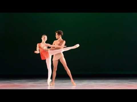 """Diana and Acteon"" Pas de Deux - GabrielleStilo(13) Francisco Serrano(16)"