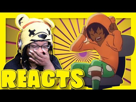 The Amazing World Of Gumball anime Reaction