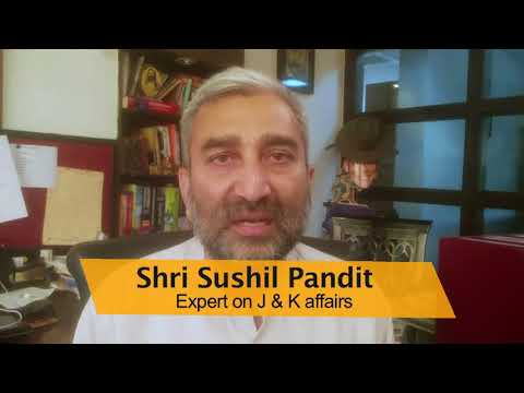 HinduPost Interviews Shri Sushil Pandit on end of PDP-BJP alliance