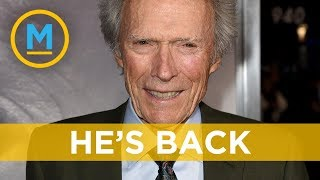 Clint Eastwood says Bradley Cooper has a 'good career ahead of him' | Your Morning