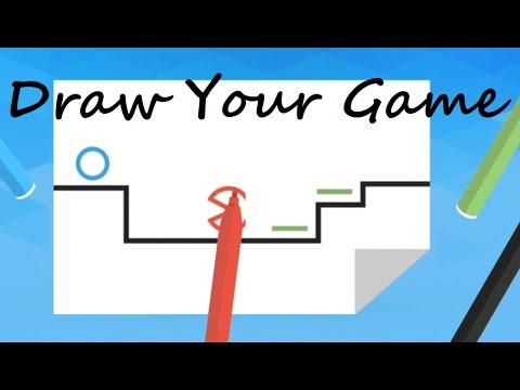 Draw Your Game Nintendo Level Originality Youtube