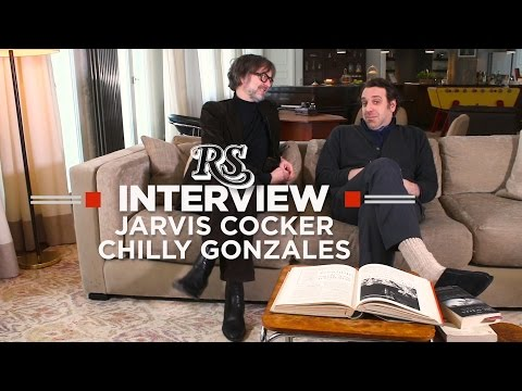 Interview mit Jarvis Cocker und Chilly Gonzales