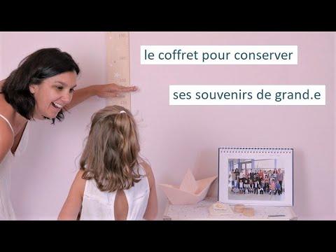 Coffret enfant video