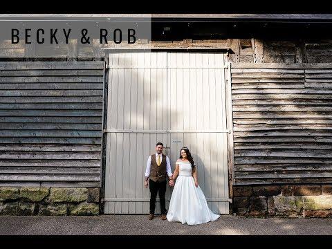 Becky + Rob / Pimhill Barn
