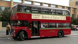 Oxford Vintage Bus Front Seat Rides 2014